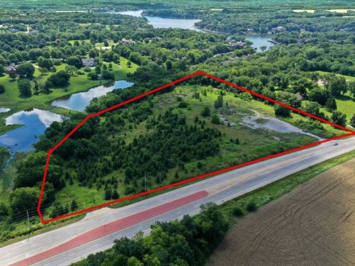 Exceptional Development Site : Lake Lotawana : Jackson County : Missouri