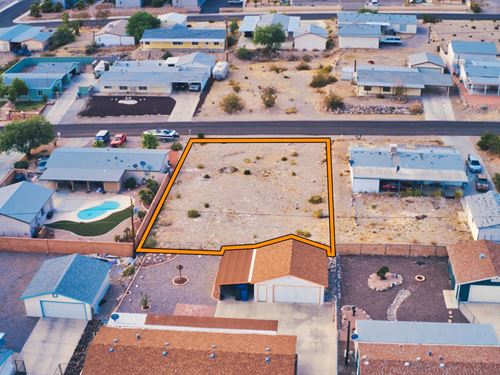 Online Auction, .22 Acre Building : Bullhead City : Maricopa County : Arizona