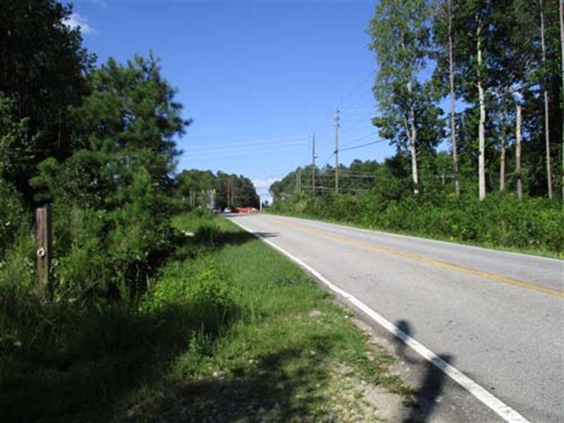 Land, Commercial Potential : Douglasville : Douglas County : Georgia