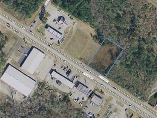 Commercial Land : Conway : Horry County : South Carolina