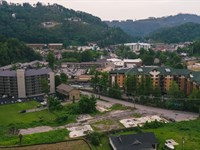 Commercial Building Lot Auction : Gatlinburg : Sevier County : Tennessee