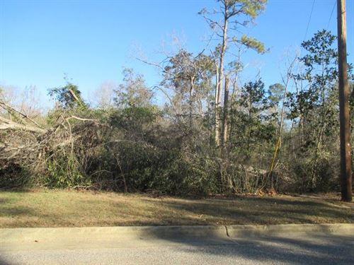 1.08 Acre Homesite : Dothan : Houston County : Alabama