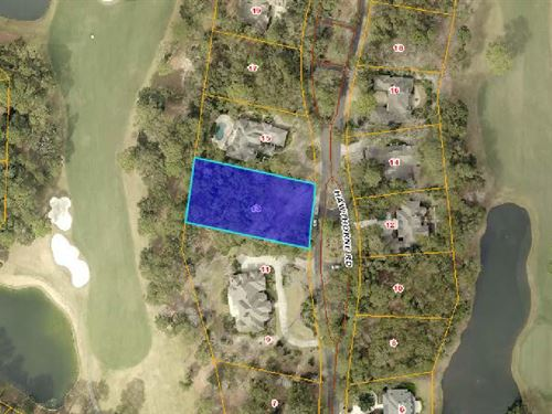 Golf Course Homesite : Bluffton : Beaufort County : South Carolina