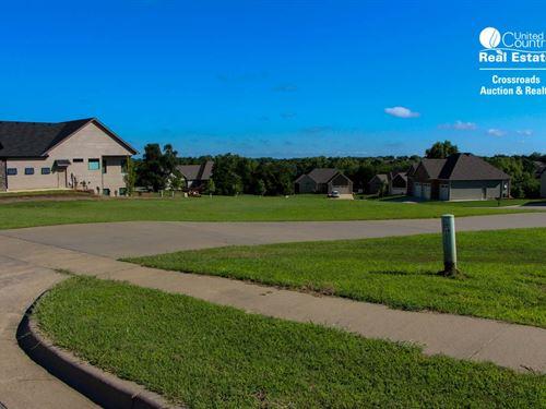 Residential Building Lot Riverrun : Salina : Saline County : Kansas