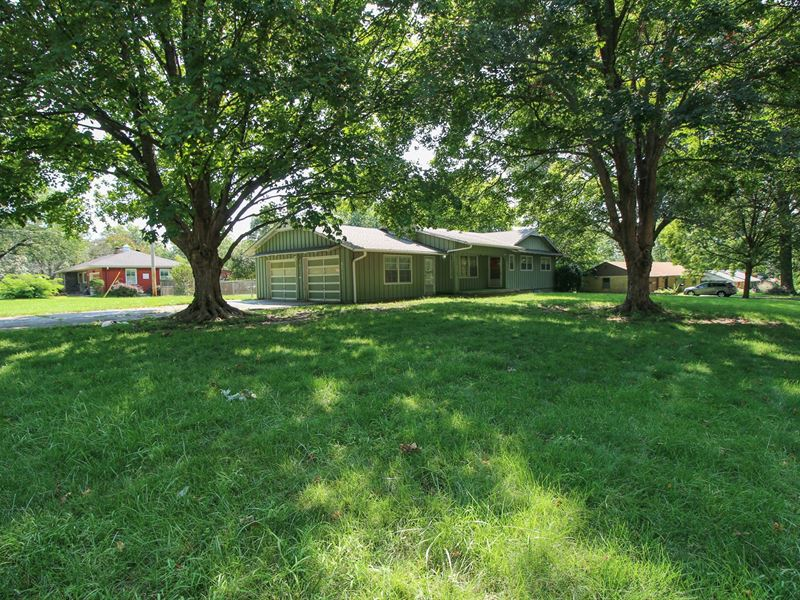Online Auction Ranch Style Home : Kansas City : Jackson County : Missouri