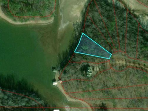 Lakefront Lot : Wedowee : Randolph County : Alabama