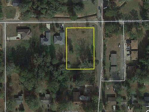 2 Residential Lots : Hattiesburg : Forrest County : Mississippi