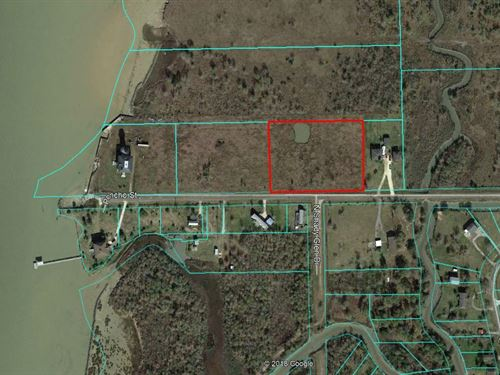 Residential Lot : Anahuac : Chambers County : Texas