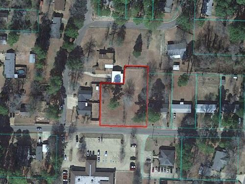 Commercial Land : Magnolia : Columbia County : Arkansas