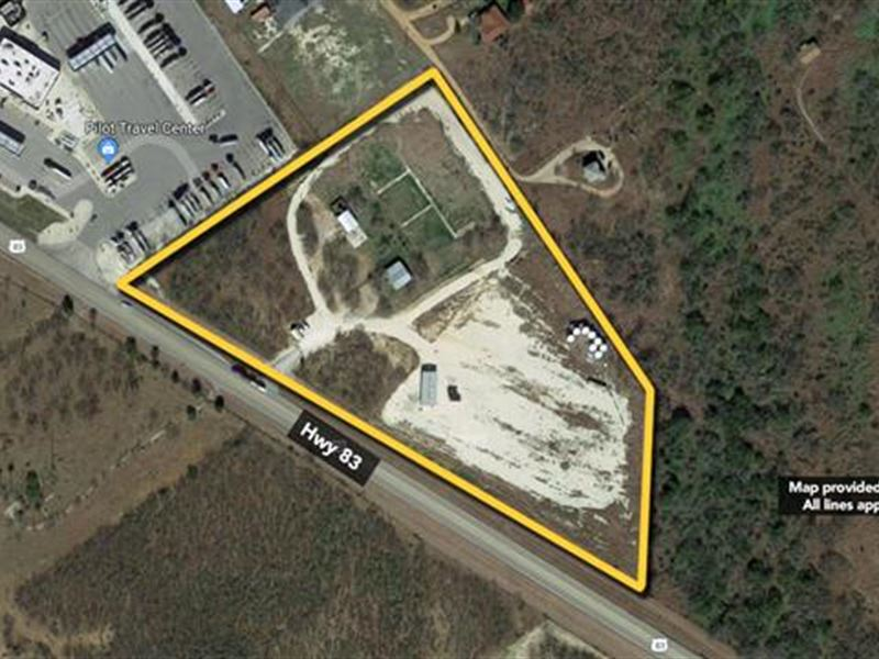 Seller Chosen Auction, 11.98 : Carrizo Springs : Dimmit County : Texas