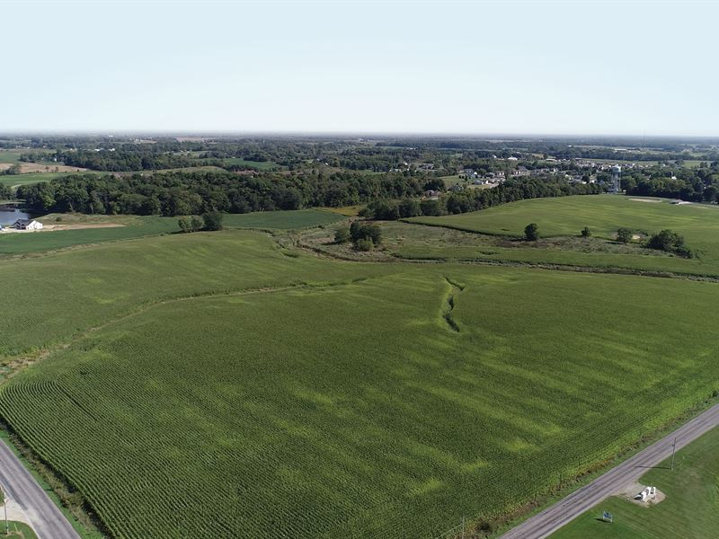 Land Auction In Noble Co, Indiana : Avilla : Noble County : Indiana