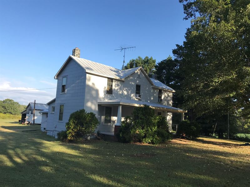 The Homeplace Pecan Ridge, 3.4 : Alton : Halifax County : Virginia