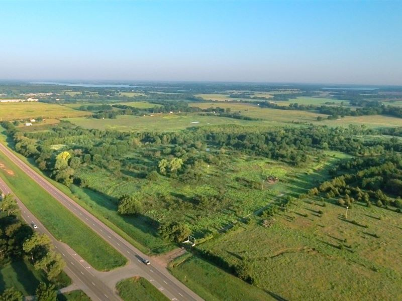 Exciting Land Auction In Oklahoma : Stillwater : Payne County : Oklahoma