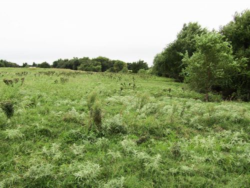 24 Acre Offered In Multiple Tracts : Carrier : Garfield County : Oklahoma