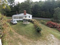 Two Homes River Front Land Auction : Floyd : Floyd County : Virginia