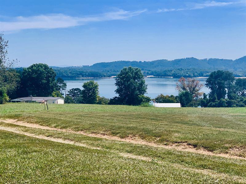 The O, D, And Bertha Tate Farm : Bean Station : Grainger County : Tennessee