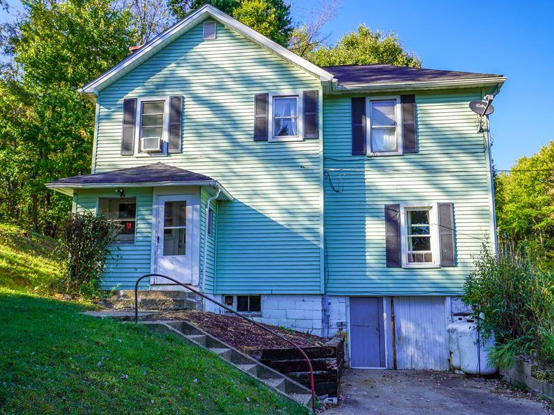 Sr 644, 39 Acres : Hanoverton : Columbiana County : Ohio