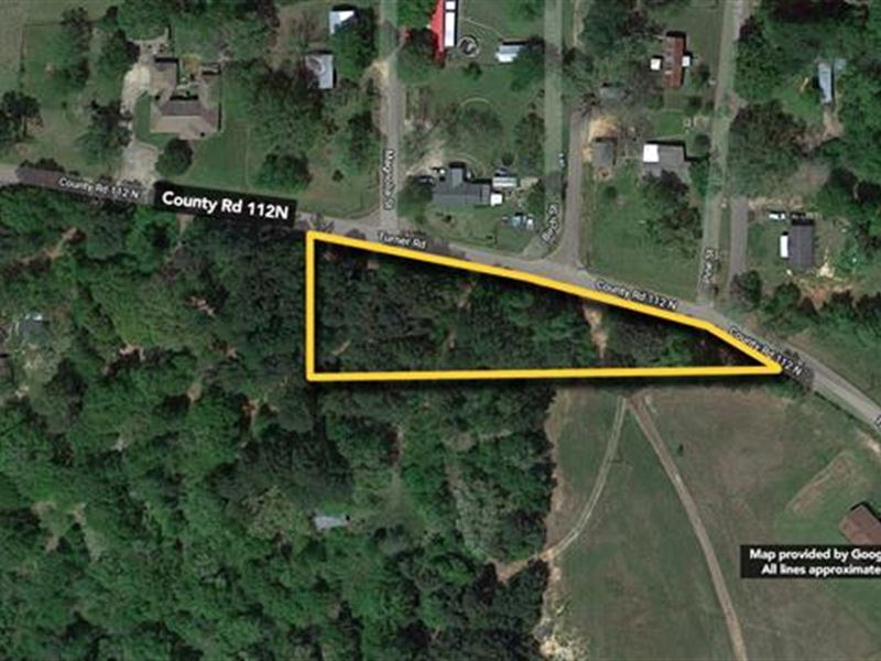 Sells Without Reserve 8.66 : New London : Rusk County : Texas