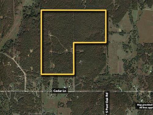 120 ac Land in Creek County : Sapulpa : Creek County : Oklahoma