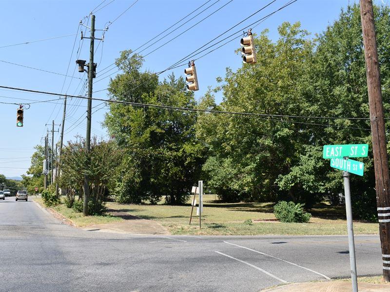 Absolute Auction Commercial Lot : Talladega : Talladega County : Alabama