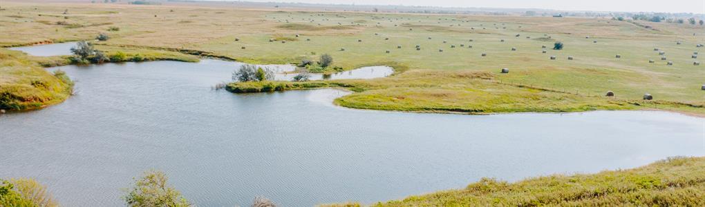 Medicine River Ranch Auction : Kiowa : Barber County : Kansas