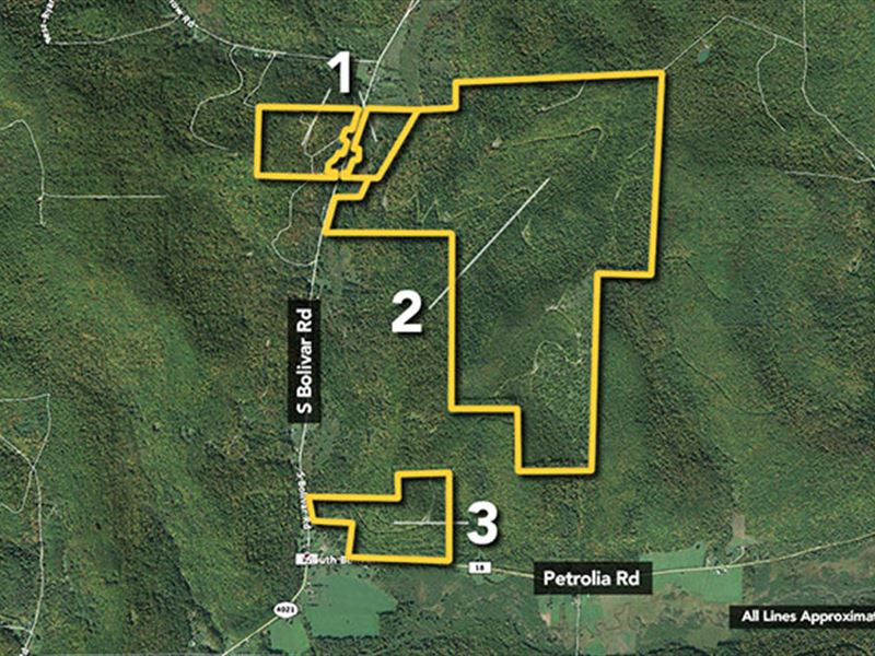 Why Just Own Land When You Can : Bolivar : Allegany County : New York