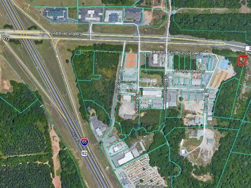 Vacant Land : Millbrook : Elmore County : Alabama