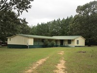 3Br/2Ba Mobile Home : Brewton : Escambia County : Alabama