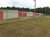 Mini Storage Facility : Americus : Sumter County : Georgia
