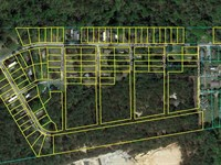 93 Lot Mobile Home Park & 6 Ac : Macon : Bibb County : Georgia