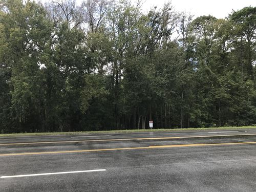 Commercial Land : Saint Marys : Camden County : Georgia