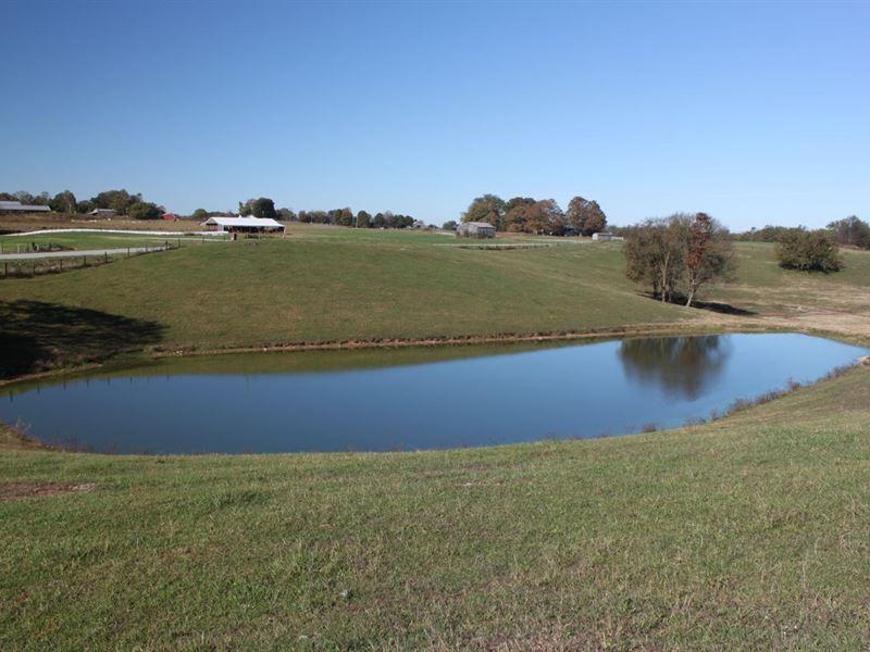 Warren County Farm, Land : Smiths Grove : Warren County : Kentucky
