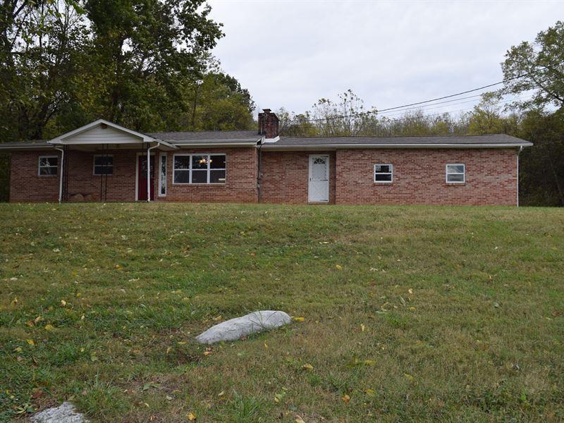 Hamblen Co, TN Home, Auction : Whitesburg : Hamblen County : Tennessee