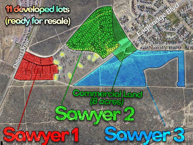 Pueblo, CO 150 Acre Pud Land : Pueblo : Pueblo County : Colorado