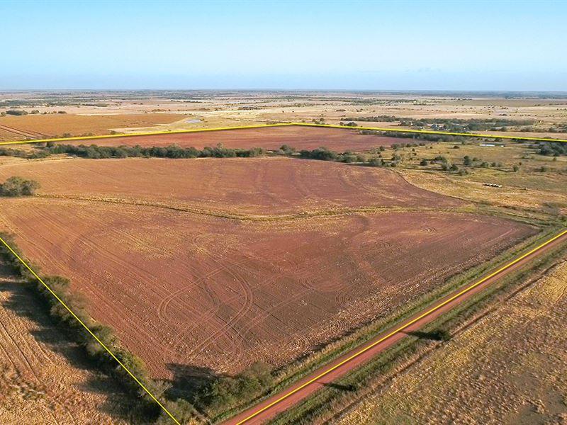 Land Auction In Oklahoma : Garber : Garfield County : Oklahoma