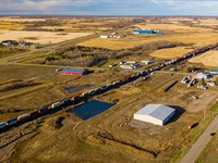 Bankruptcy Auction Industrial Asset : Tofield : Alberta : Canada