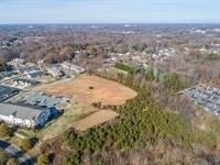 8.83+/- Acres of Land Winston Salem : Winston Salem : Forsyth County : North Carolina