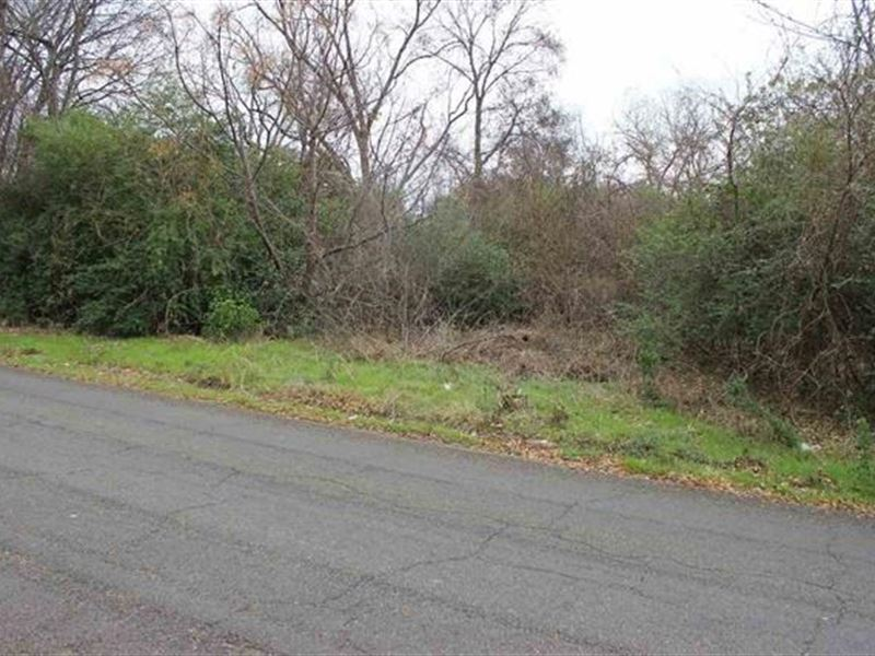 Residential Lot Lake Gladewater TX : Gladewater : Gregg County : Texas