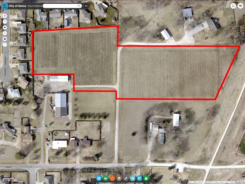 Salina Kansas Vineyard Agricultural : Salina : Saline County : Kansas