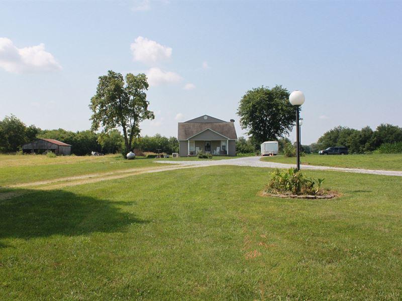 Master Commissioner Sale House : Woodburn : Warren County : Kentucky