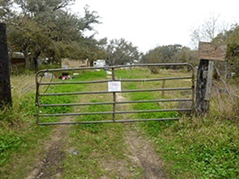 Residential Vacant Land : Inglesside : San Patricio County : Texas