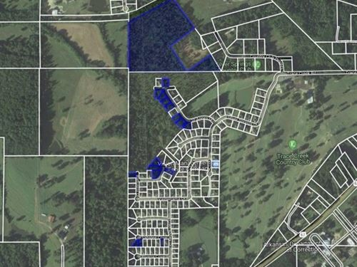 Land & Building Lots : Haskell : Saline County : Arkansas