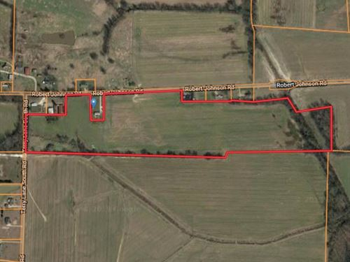Foreclosure Auction Farm : Covington : Tipton County : Tennessee