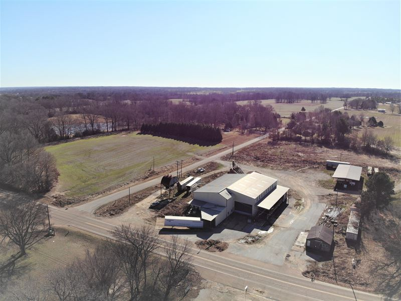 Foreclosure Auction Cotton Gin : Covington : Tipton County : Tennessee