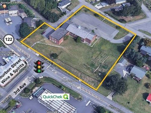 Redevelopment Opportunity : Phillipsburg : Warren County : New Jersey