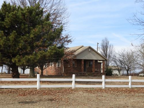 Country Home 2 ac No Reserve : Tryon : Lincoln County : Oklahoma