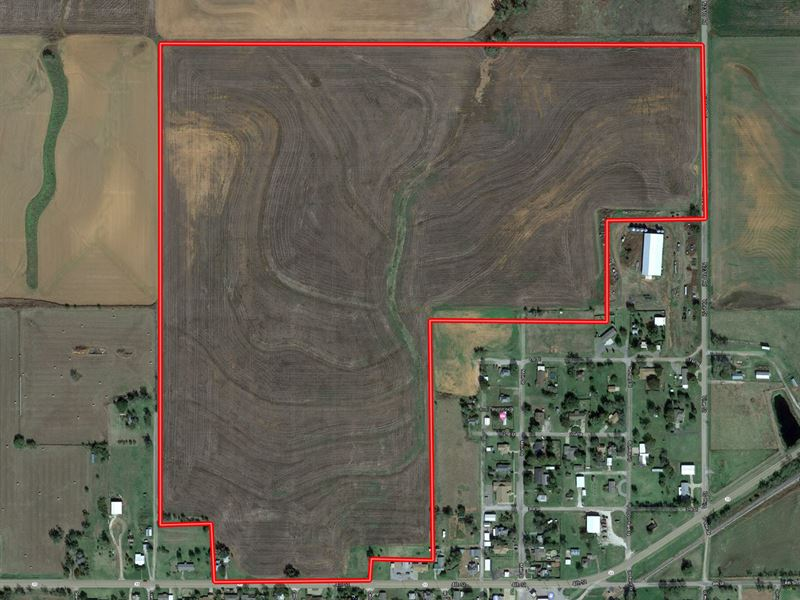 112 Acres Farmland Custer City, OK : Custer City : Custer County : Oklahoma