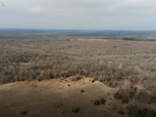 160 Acres Hunting/Recreational : Chickasha : Pontotoc County : Oklahoma