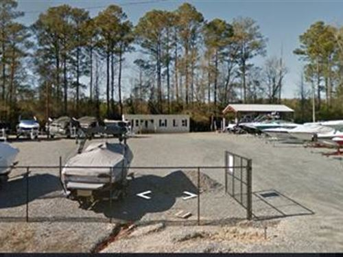 Vacant Lot, Land, Commercial lo : Dadeville : Tallapoosa County : Alabama