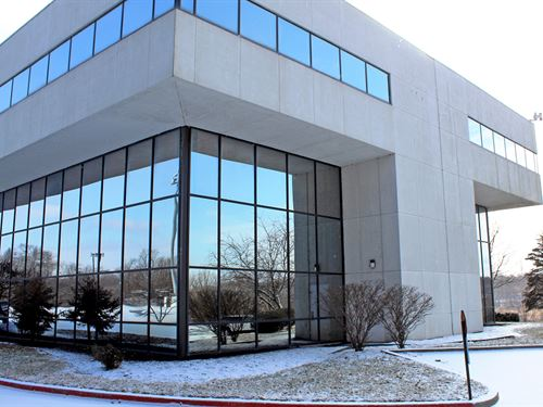 KC Metro Former Sprint Building : Independence : Jackson County : Missouri